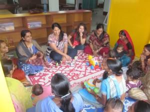 Brie Mahar Illuminate India Dec 2012